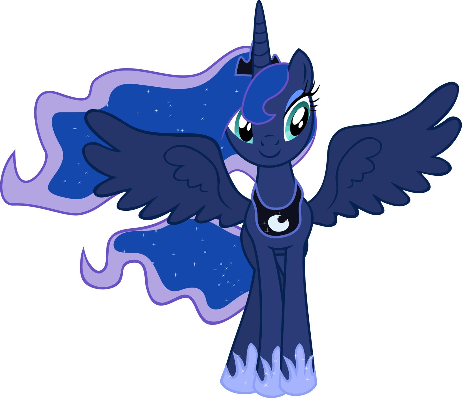 A Few Reasons To Like Princess Luna MLP Forums
