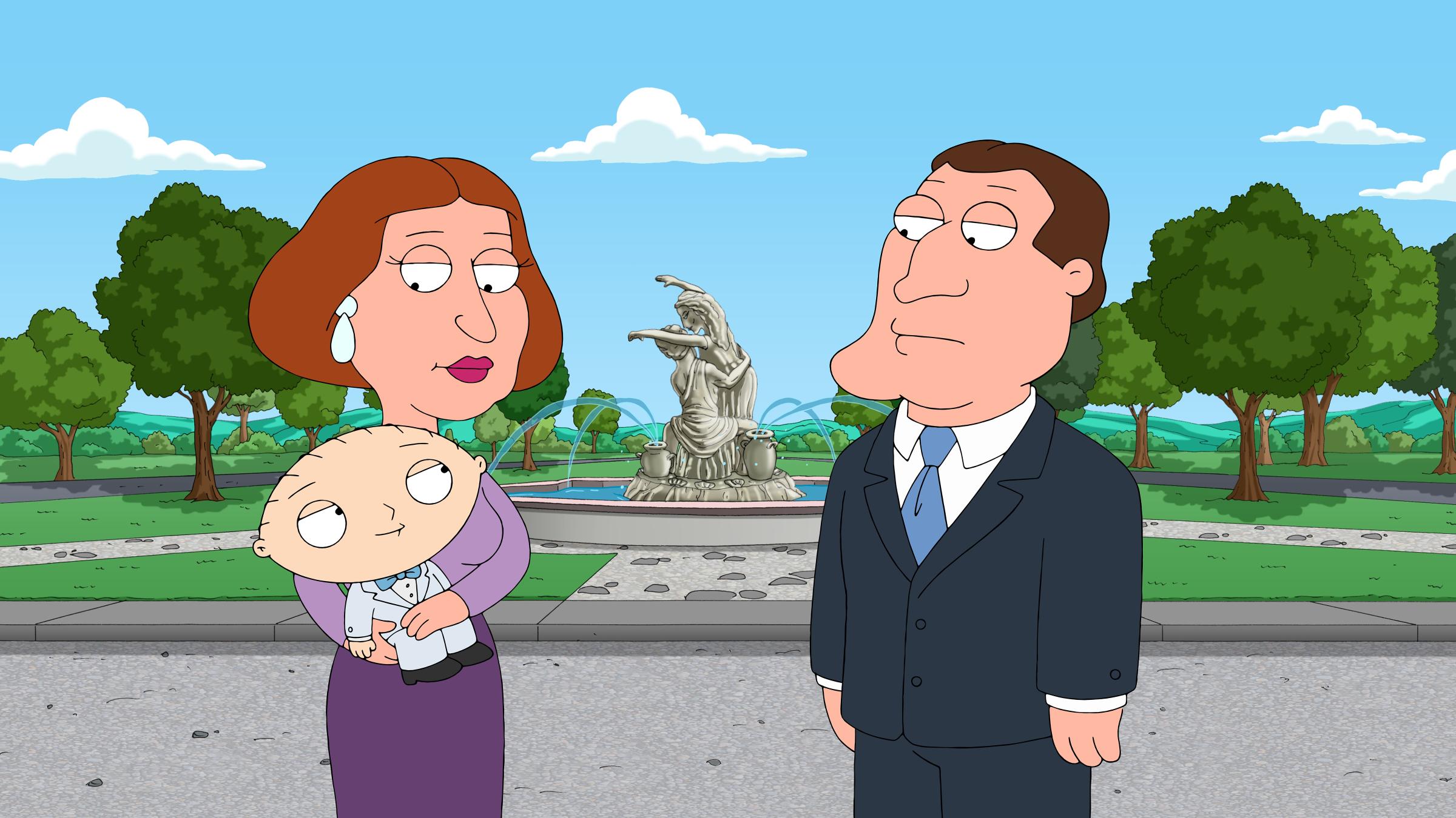 "r&r - family guy - ""chap stewie"""