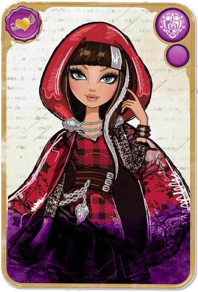 She's So Cerise: I'm Ash and I'm a Cerise Hood collector.   Cerise Hood