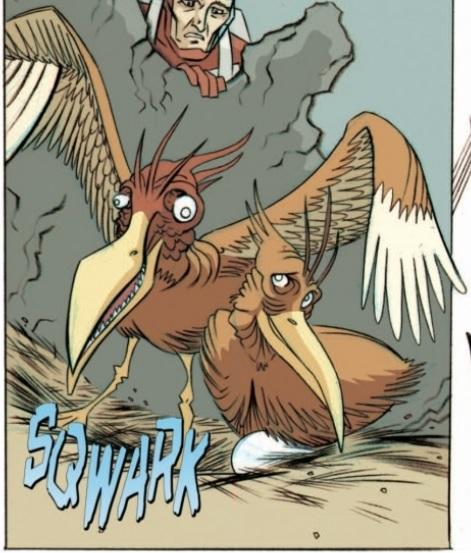 unnamed irradiated bird wikizilla the godzilla resource