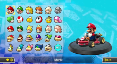 mario kart 8 wiki mario. Black Bedroom Furniture Sets. Home Design Ideas