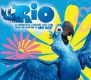 Hakunaro/Rio and Rio 2 Audio Books