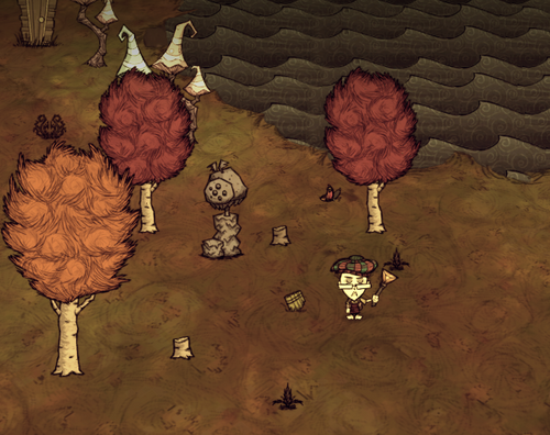 Deciduous forest don t starve game wiki