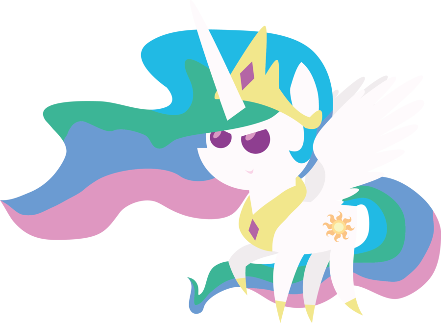 Image - BBBFF Style Angry Celestia by TourniquetMuffin.png