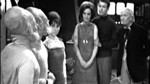 I don't make threats but I do keep promises - Doctor Who - The Sensorites - BBC