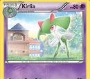 Kirlia (Tormenta Plasma TCG)