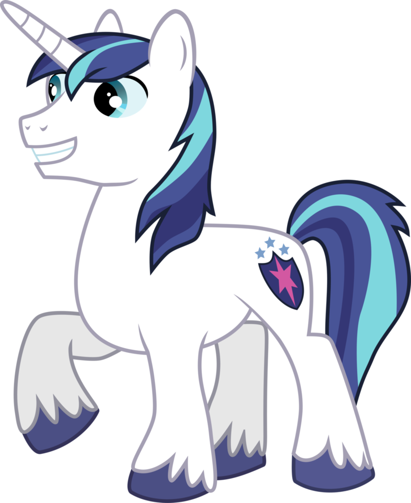 My little pony prince shining armor - photo#1