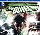 Green Lantern: New Guardians Annual Vol 1 2