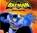 Batman: The Brave and the Bold videography