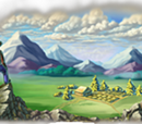 Blue Peaks Valley (Questline)