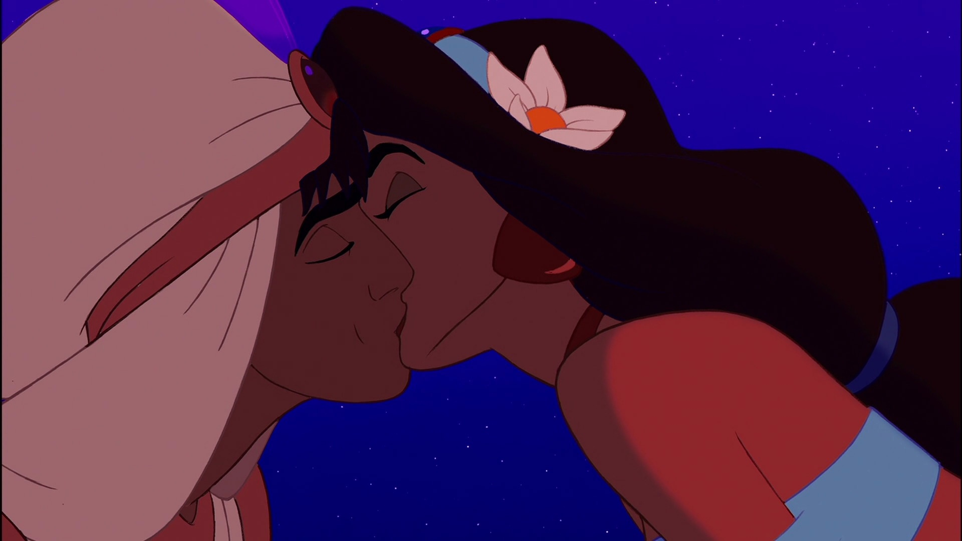 Aladdin and Jasmine s first Aladdin And Jasmine Balcony