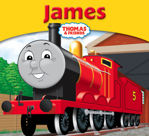 my Thomas Story Library James James Story Library Book