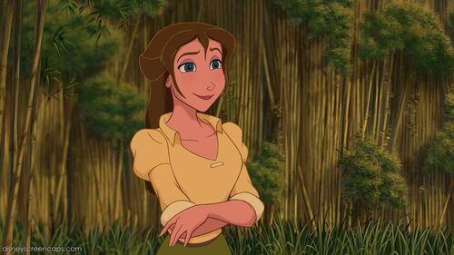 jane porter disney wiki wikia. Black Bedroom Furniture Sets. Home Design Ideas