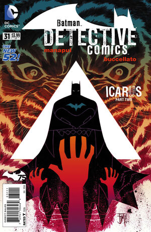 [DC Comics] Batman: discusión general 300px-Detective_Comics_Vol_2_31