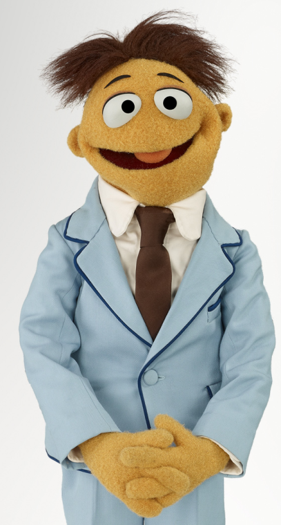 Walter  Muppets  - Her...