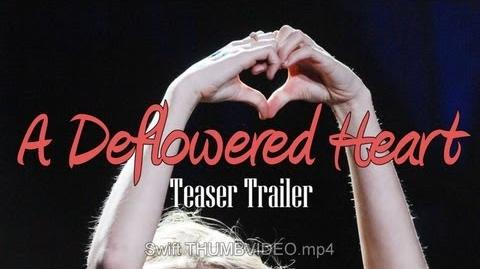 A Deflowered Heart The Taylor Swift Story - Teaser Trailer