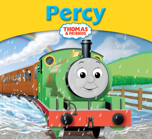 Percy  Story Library Book