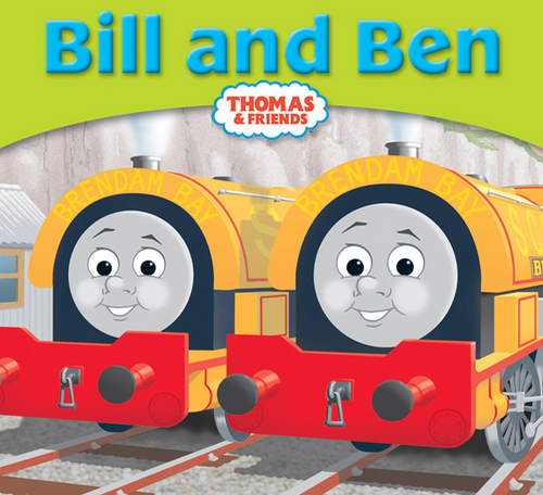 Bill and ben story library book thomas the tank engine wikia
