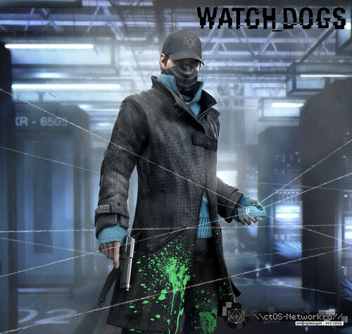 Dedsec Clothing Watch Dogs Wiki Wikia