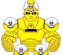 Quintronic Man
