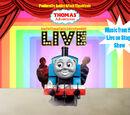 Thomas' Adventures with SamTheThomasFan1 & Ackleyattack4427 LIVE (Soundtrack)