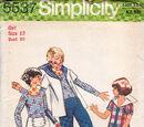 Simplicity 5537 B