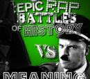 Darth Vader vs Hitler/Rap Meanings