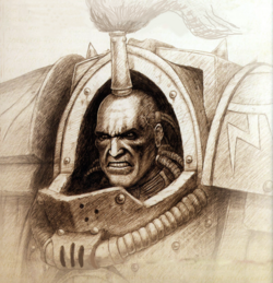 Remembrancer Sketch First Cpt. Abaddon2
