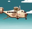 Samolot przemytników