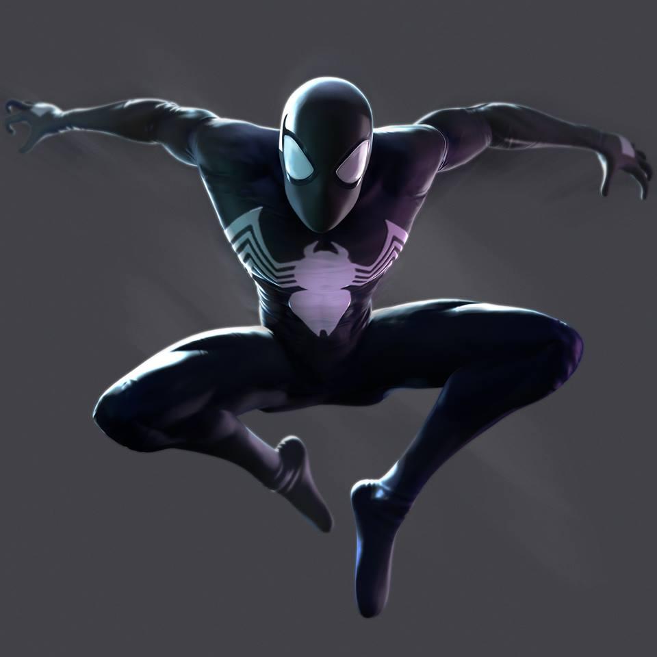 Image - Black-suit-perks.jpg - Spider-Man Wiki - Peter ...