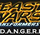 Power Rangers Transformers