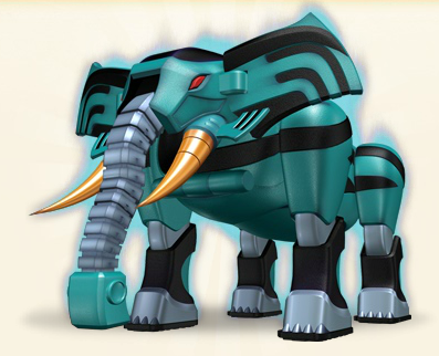 Jungle Fury Elephant Ranger - RangerWiki - the Super ...