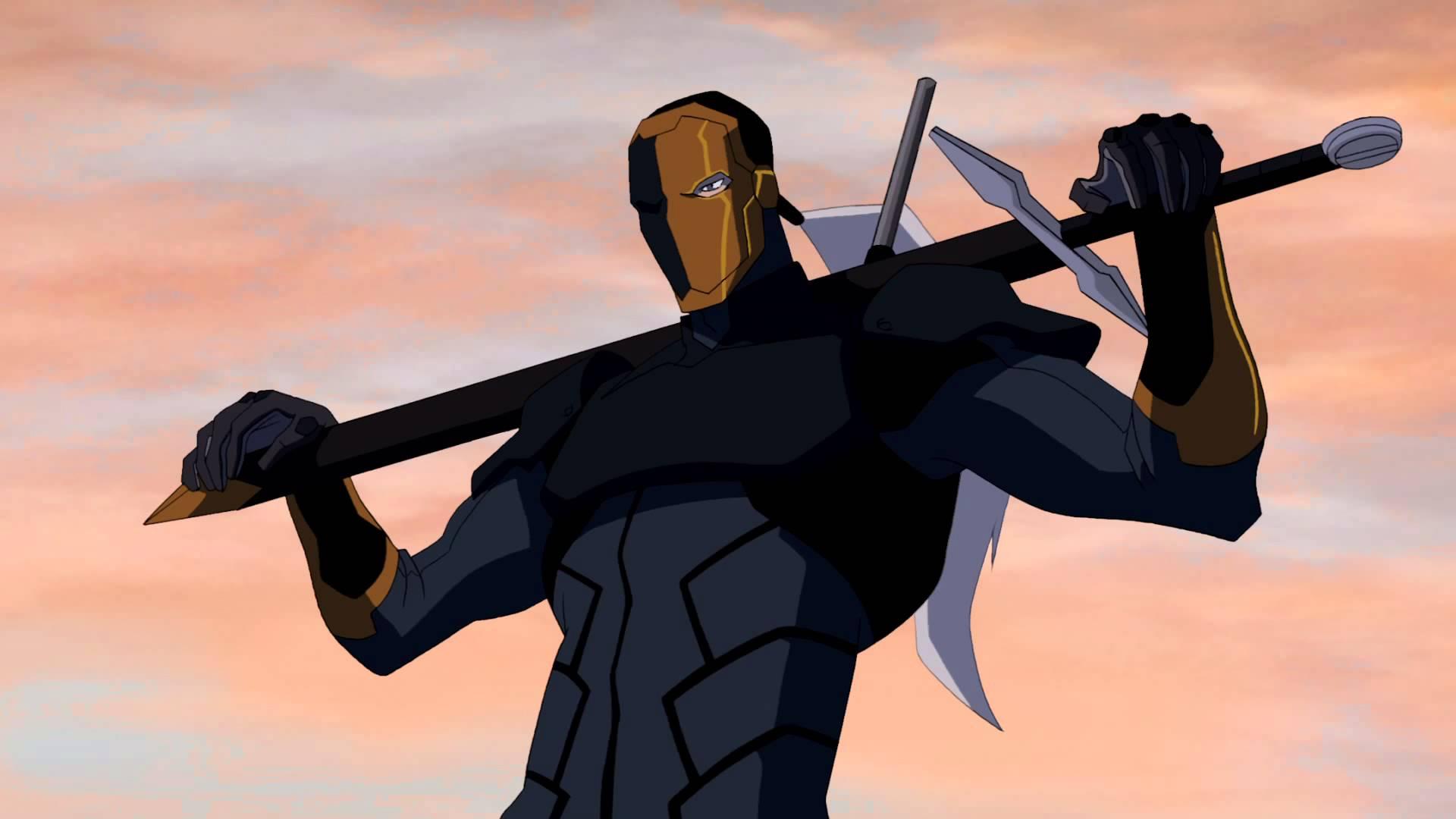 Deathstroke Young Justice  VS Battles Wiki  Fandom