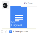 A Journey- First Concept of Alex Cunningham
