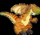 Dragón T-Rex