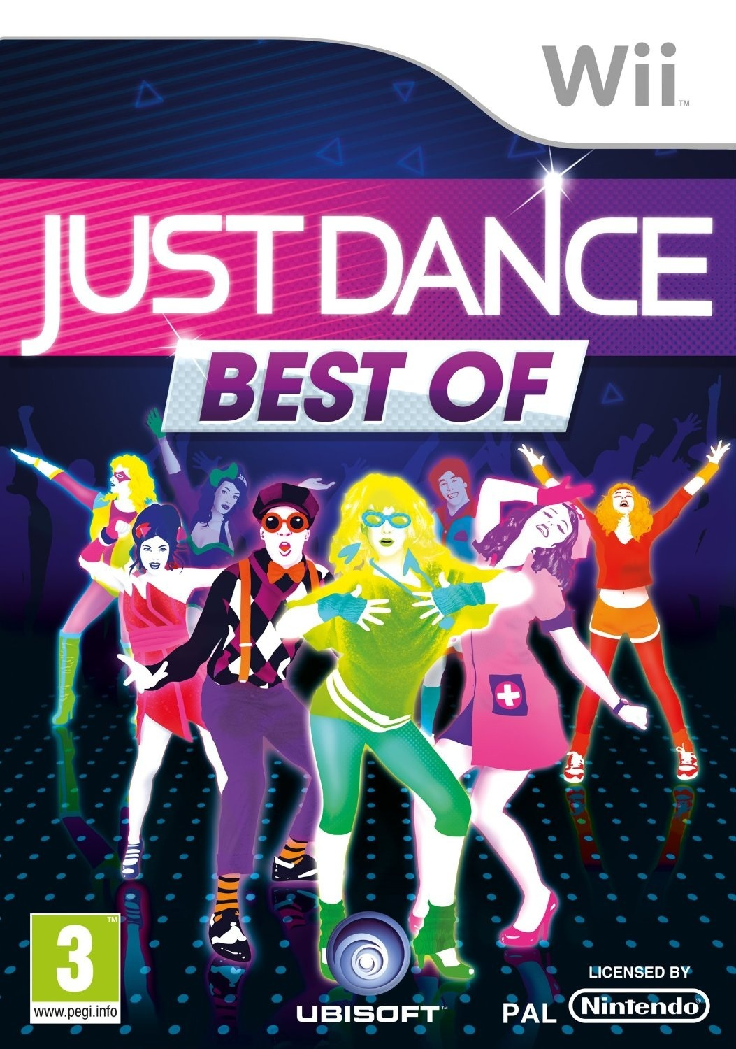 Just dance series just dance wiki for Best of the best wiki