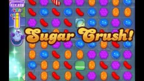 How to beat Candy Crush Saga Dreamworld Level 79 - 3 Stars - No
