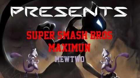 SSB Maximun - Mewtwo