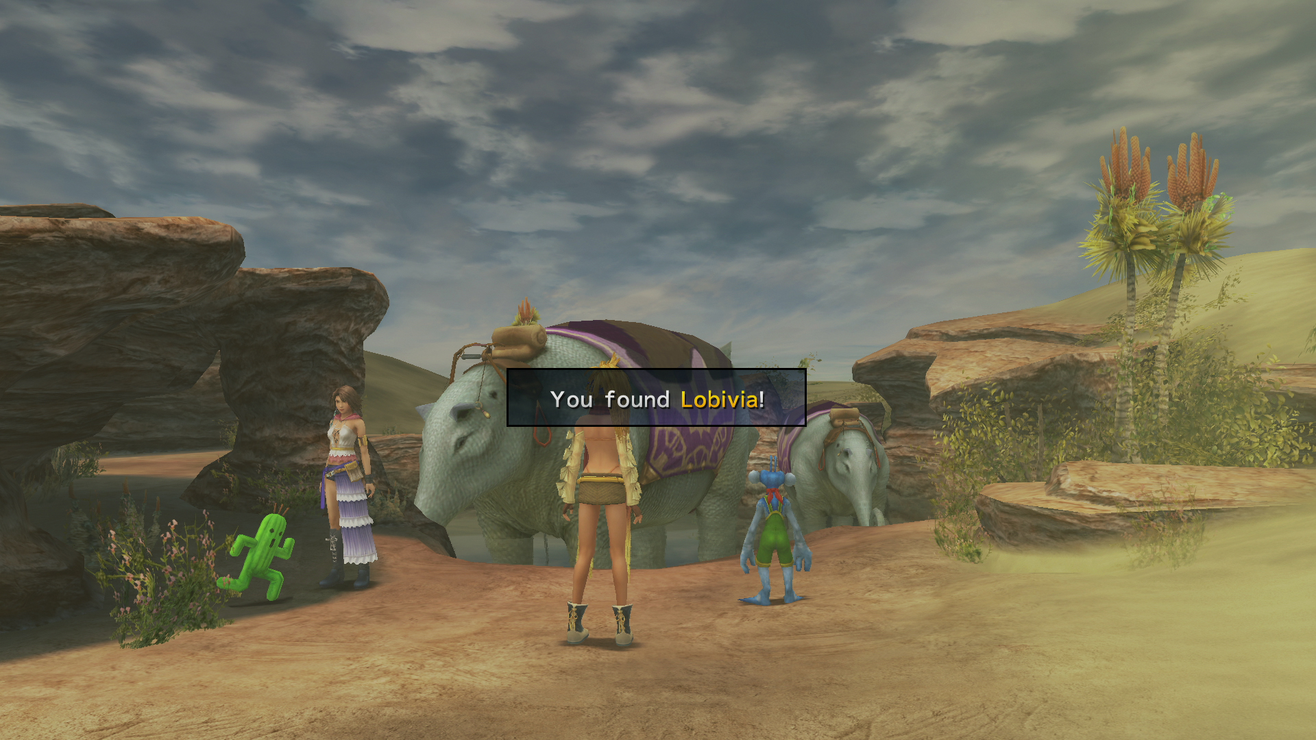 Chapter 09: Bikanel Island - Final Fantasy X Wiki Guide - IGN