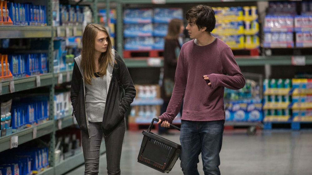 Paper towns john green very pity