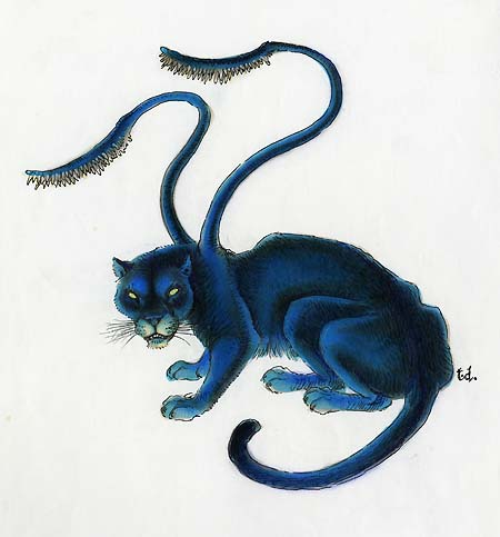 Displacer Beast Rollplay Wiki