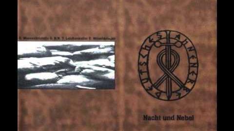 Ahnenerbe - Vergeltungswaffe - 2004 Nacht Und Nebel