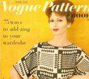 Vogue Pattern Book April/May 1960