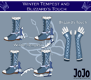 Winter Tempest - Blizzard's Touch