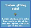 Rainbow Glowing Pellet