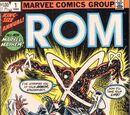 Rom Annual Vol 1 1/Images