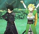 Sword Art Online Episode 18