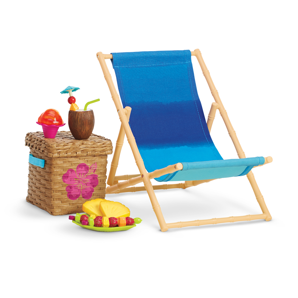 Beach Chair Set American Girl Wiki