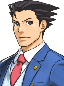 Phoenix Wright Portrait