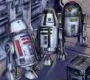 Astromechanický droid série R/Legendy